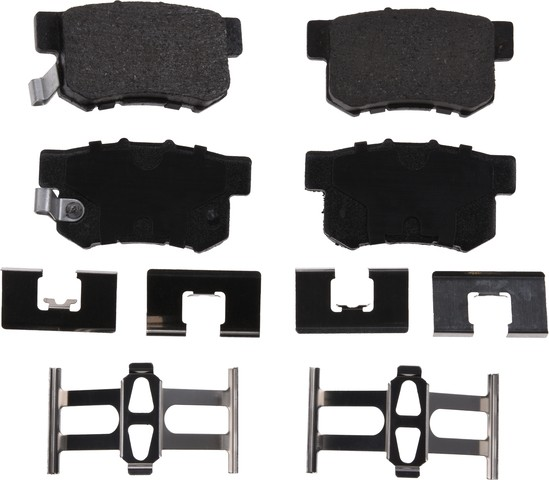 Autopart International 1424-639867 Disc Brake Pad Set