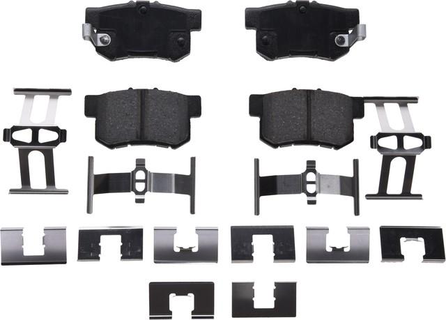 Autopart International 1424-639868 Disc Brake Pad Set