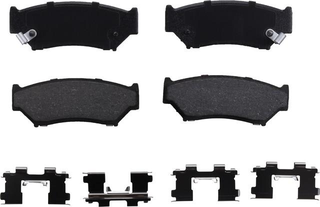 Autopart International 1424-639872 Disc Brake Pad Set