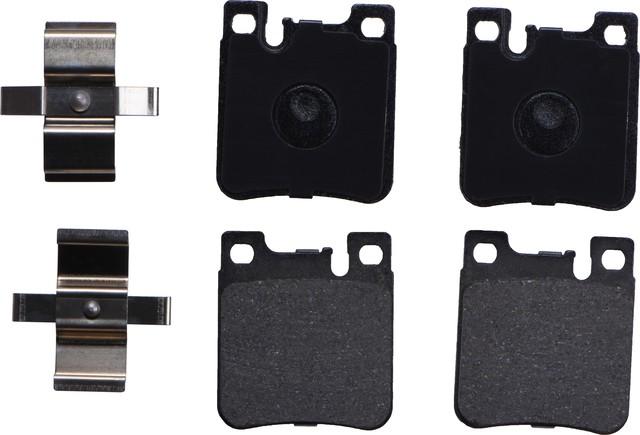 Autopart International 1424-639880 Disc Brake Pad Set