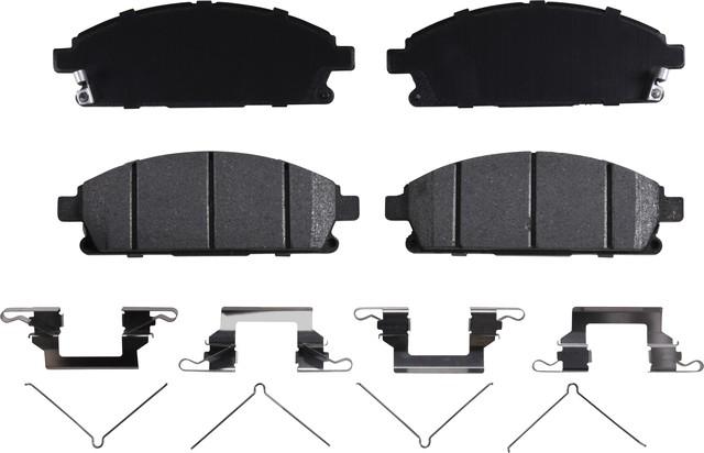 Autopart International 1424-639905 Disc Brake Pad Set