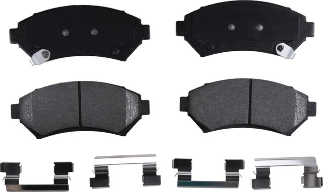 Autopart International 1424-639908 Disc Brake Pad Set