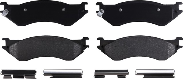 Autopart International 1424-639910 Disc Brake Pad Set