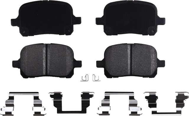 Autopart International 1424-639911 Disc Brake Pad Set