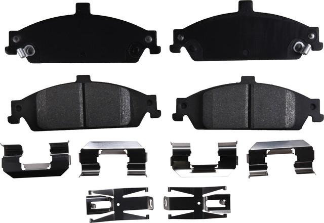 Autopart International 1424-639919 Disc Brake Pad Set