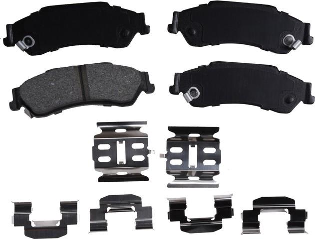 Autopart International 1424-639920 Disc Brake Pad Set