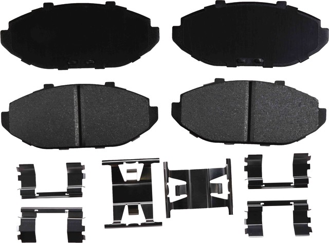 Autopart International 1424-639923 Disc Brake Pad Set