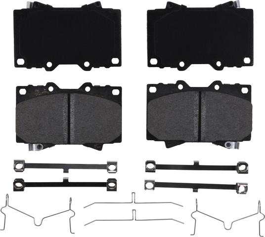 Autopart International 1424-639929 Disc Brake Pad Set