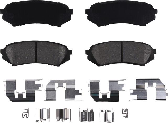 Autopart International 1424-639930 Disc Brake Pad Set