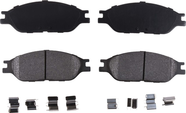 Autopart International 1424-639945 Disc Brake Pad Set