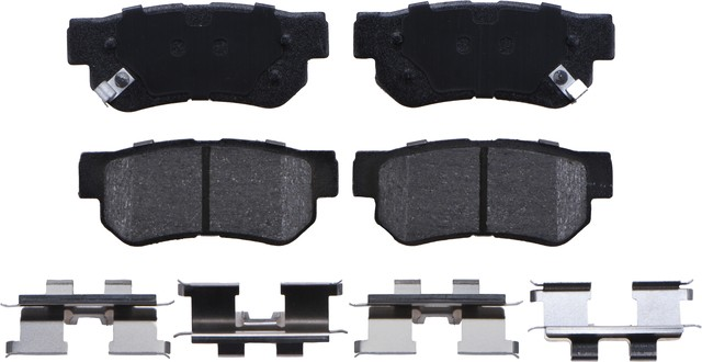 Autopart International 1424-639950 Disc Brake Pad Set