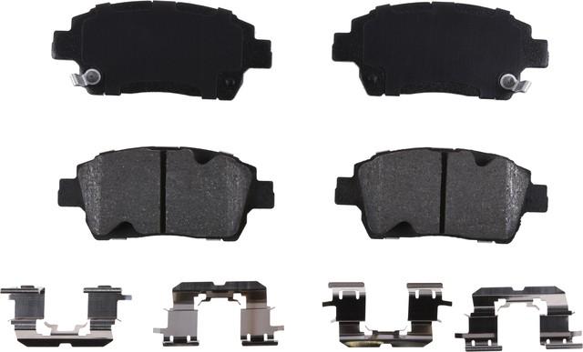 Autopart International 1424-639957 Disc Brake Pad Set