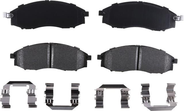 Autopart International 1424-639961 Disc Brake Pad Set
