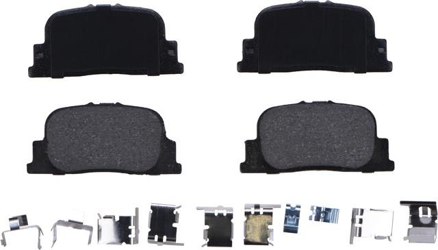 Autopart International 1424-639963 Disc Brake Pad Set