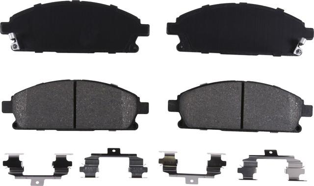 Autopart International 1424-639972 Disc Brake Pad Set
