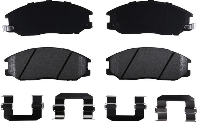 Autopart International 1424-639980 Disc Brake Pad Set