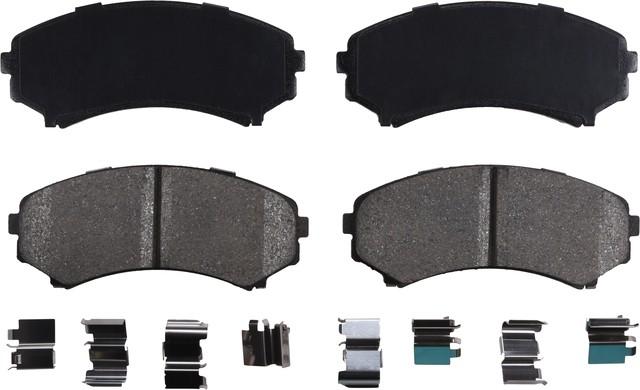 Autopart International 1424-639983 Disc Brake Pad Set