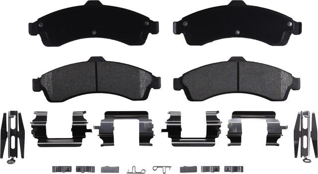 Autopart International 1424-639992 Disc Brake Pad Set