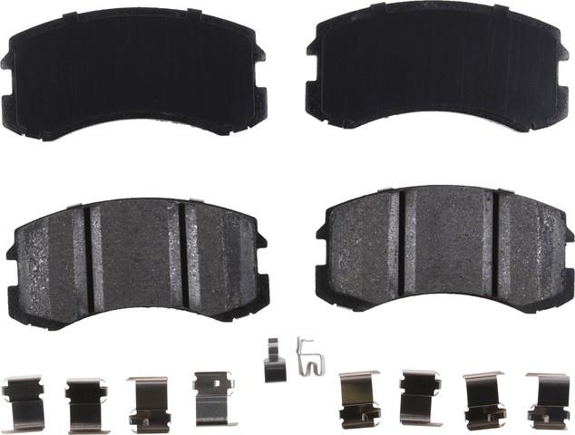 Autopart International 1424-640002 Disc Brake Pad Set