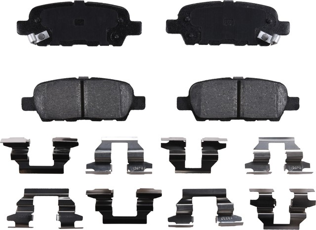 Autopart International 1424-640004 Disc Brake Pad Set