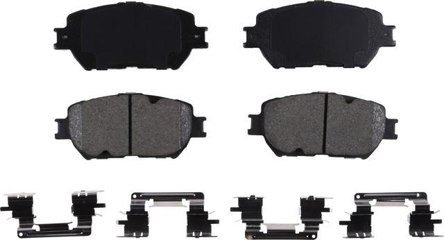 Autopart International 1424-640007 Disc Brake Pad Set