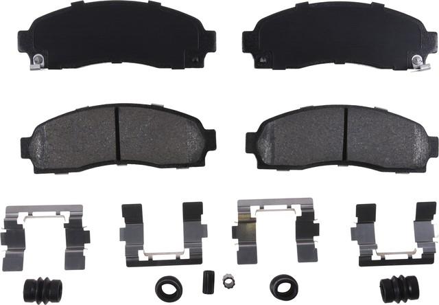 Autopart International 1424-640011 Disc Brake Pad Set