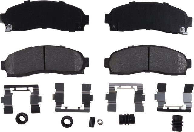 Autopart International 1424-640012 Disc Brake Pad Set