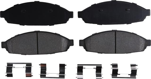 Autopart International 1424-640024 Disc Brake Pad Set