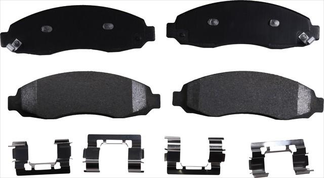 Autopart International 1424-640042 Disc Brake Pad Set