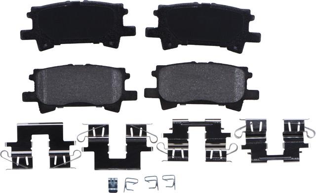 Autopart International 1424-640060 Disc Brake Pad Set