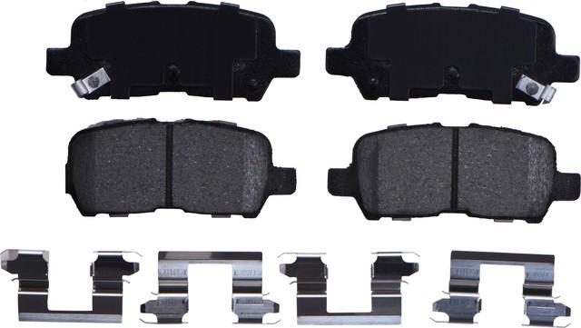 Autopart International 1424-640063 Disc Brake Pad Set