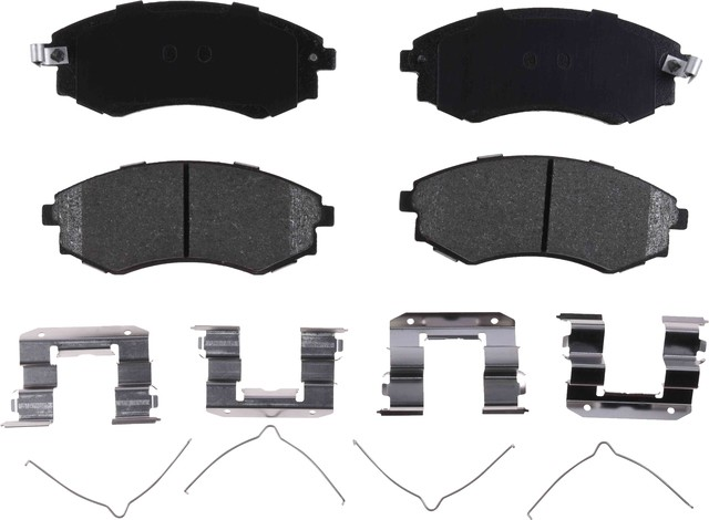 Autopart International 1424-640085 Disc Brake Pad Set