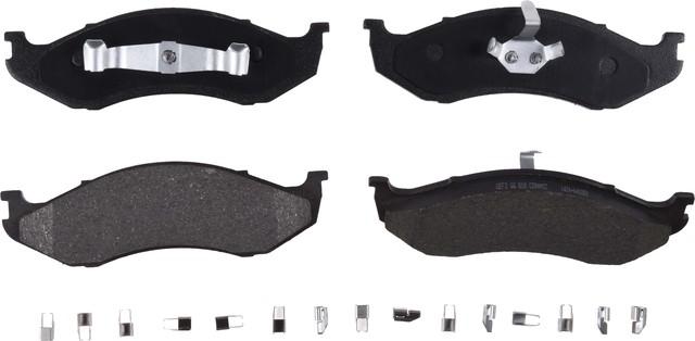Autopart International 1424-640089 Disc Brake Pad Set