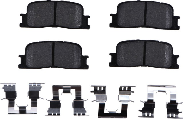 Autopart International 1424-640095 Disc Brake Pad Set