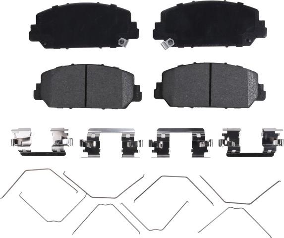 Autopart International 1424-641563 Disc Brake Pad Set