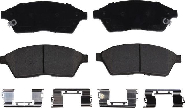 Autopart International 1424-641565 Disc Brake Pad Set
