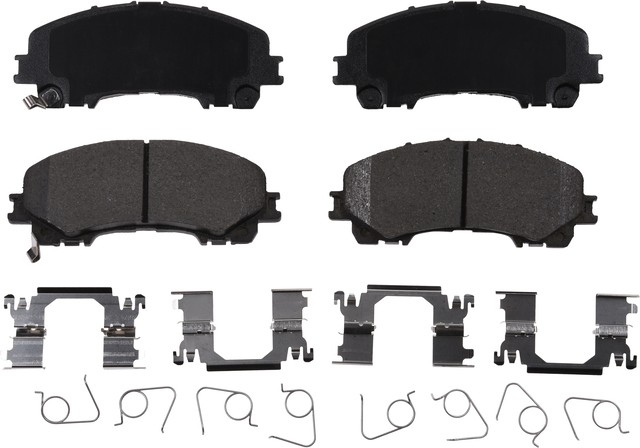 Autopart International 1424-641573 Disc Brake Pad Set