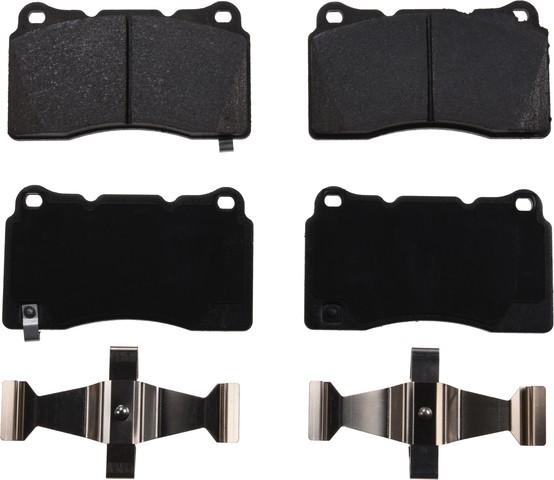 Autopart International 1424-641580 Disc Brake Pad Set