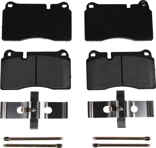 Autopart International 1424-641587 Disc Brake Pad Set