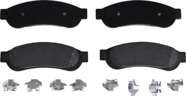 Autopart International 1424-641590 Disc Brake Pad Set