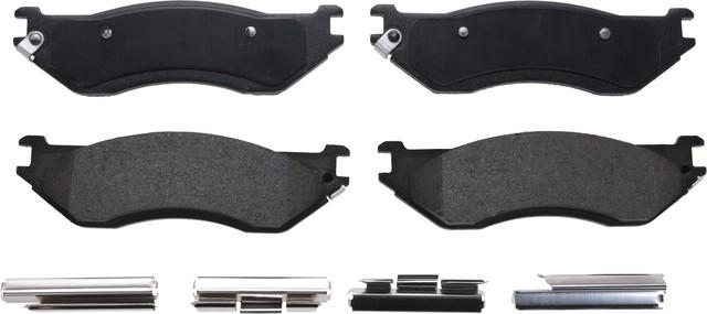 Autopart International 1424-641606 Disc Brake Pad Set
