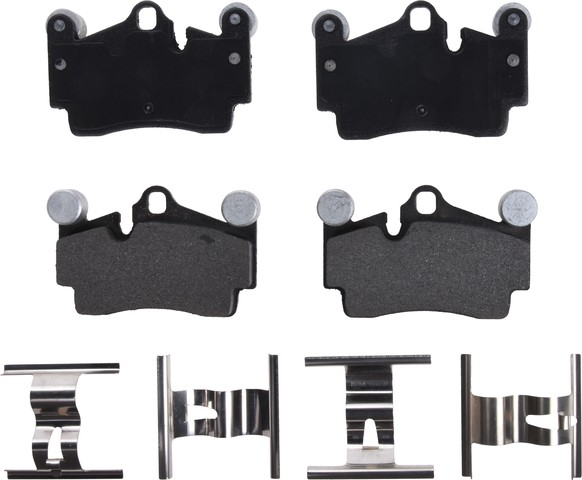 Autopart International 1424-641609 Disc Brake Pad Set