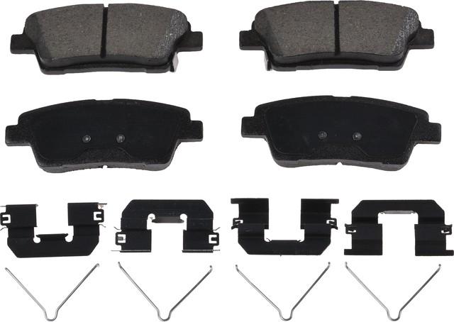 Autopart International 1424-651951 Disc Brake Pad Set