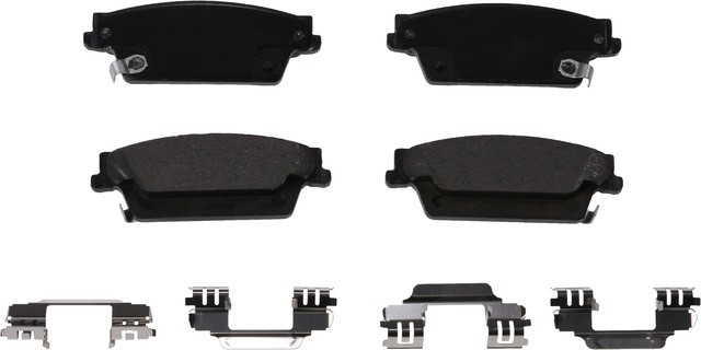 Autopart International 1424-653282 Disc Brake Pad Set