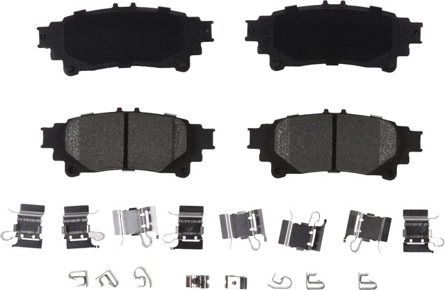 Autopart International 1424-653286 Disc Brake Pad Set