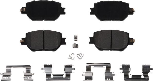 Autopart International 1424-653304 Disc Brake Pad Set