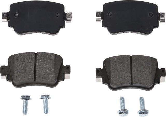 Autopart International 1424-653306 Disc Brake Pad Set
