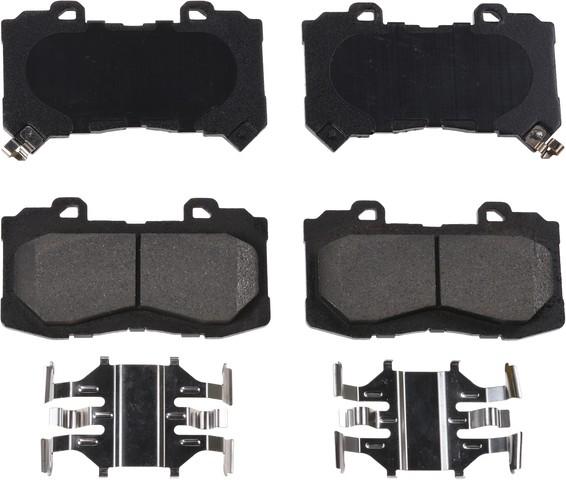 Autopart International 1424-653308 Disc Brake Pad Set