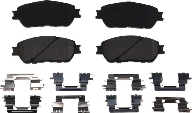 Autopart International 1424-653318 Disc Brake Pad Set