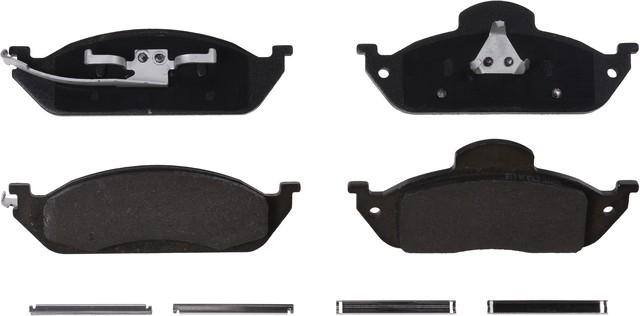 Autopart International 1424-653322 Disc Brake Pad Set
